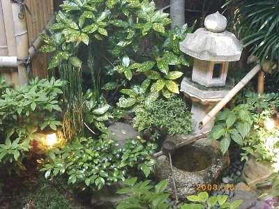 旅籠屋坪庭