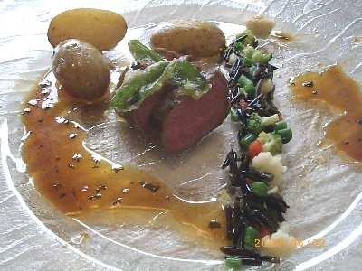 旅籠屋 肉料理