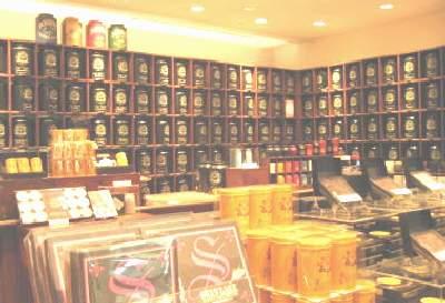 紅茶専門店 マリアージュフレール京都
