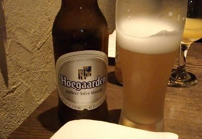 ビストロ・スリージェ ベルギービール