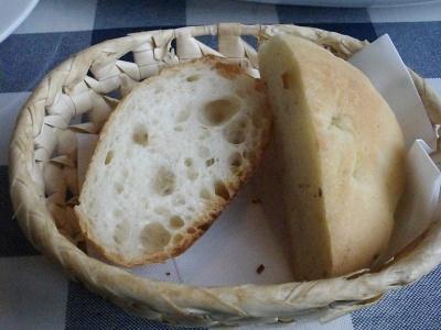 トラットリア・サルーテ(パン)