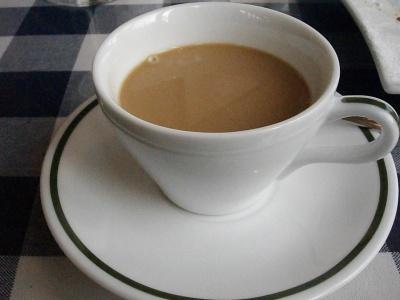 トラットリア・サルーテ(コーヒー)