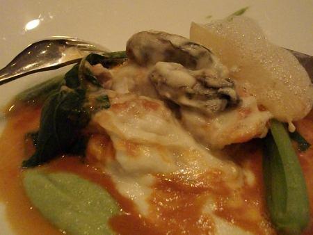 リュミエール 魚料理