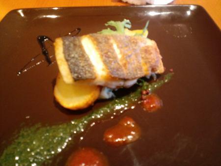 プリマヴェーラ 魚料理