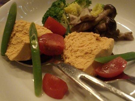 il Piatto ワタリガニのムース