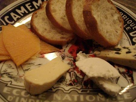 il Piatto チーズ盛り合わせ