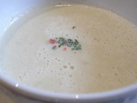 スポンタネ スープ