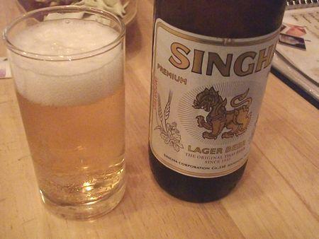シーラーシャー タイのビール