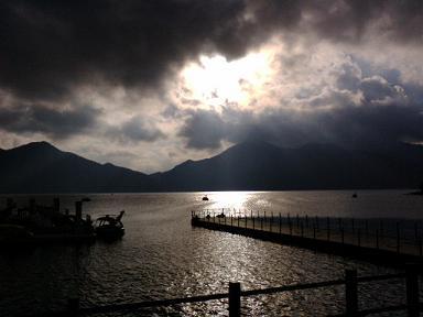中禅寺湖畔