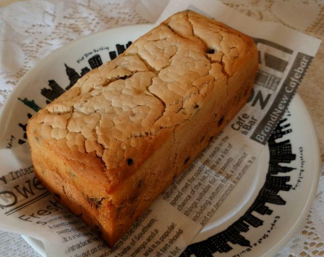 ミックスベリーの米粉食パン