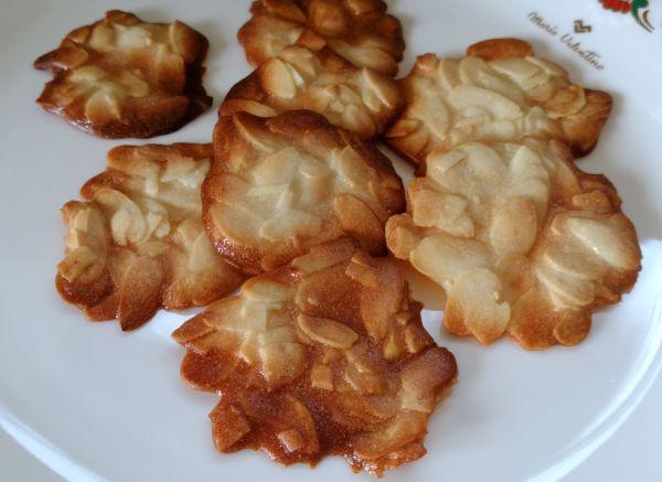 スライスアーモンドクッキー