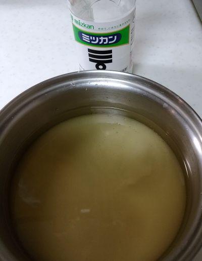 オバチャン秘伝の作り置き甘酢