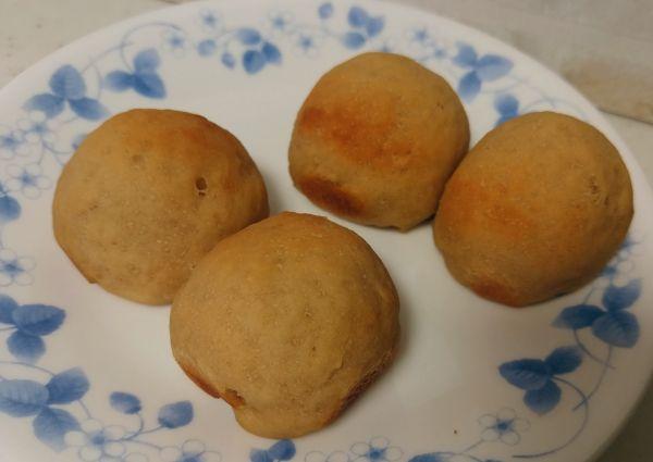丸ごと大豆米粉パン