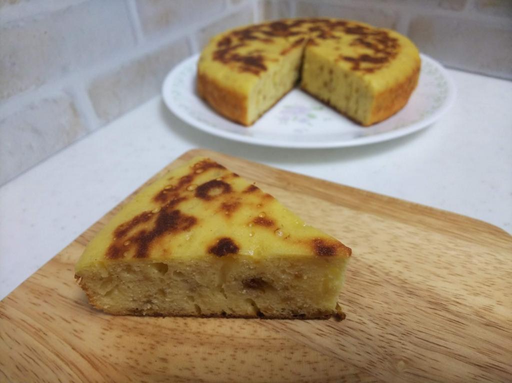 梅の実のケーキ