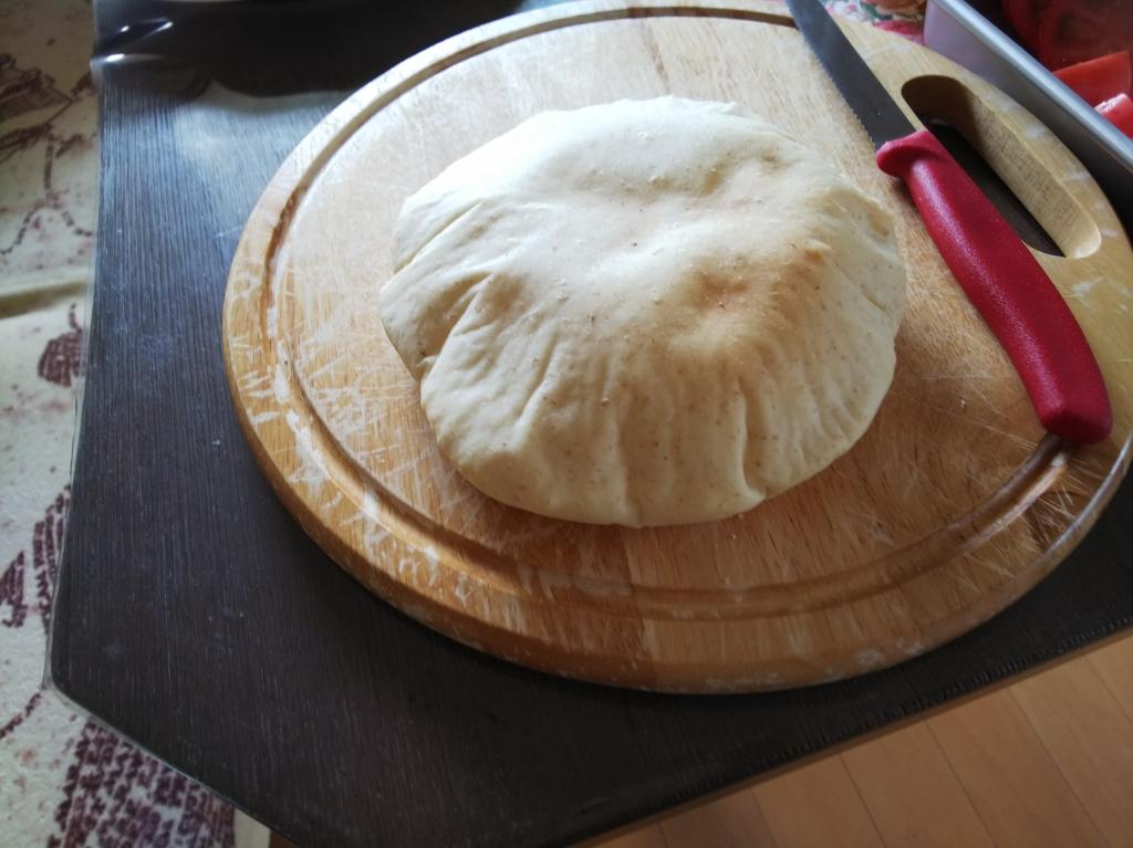 胚芽押し麦パン