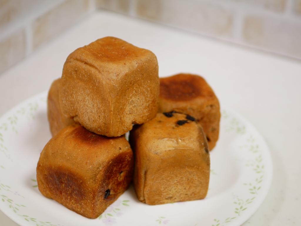 20190220-005-コーヒー×チョコチップキューブパン 自家製酵母 酒粕酵母.JPG