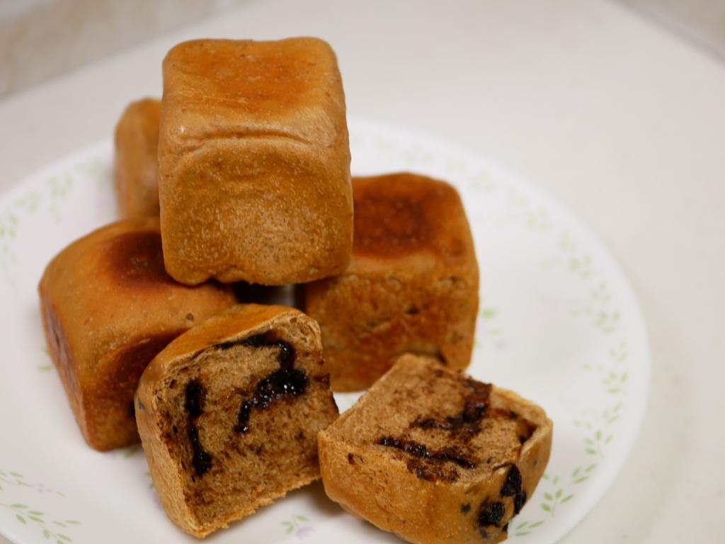 20190220-008-コーヒー×チョコチップキューブパン 自家製酵母 酒粕酵母.JPG