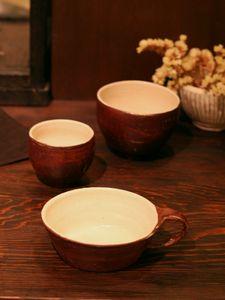 八木橋昇赤土丸カップ