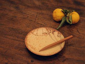 大谷桃子キセト菓子皿