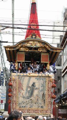 2012祇園祭 菊水鉾