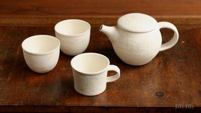 鈴木史子 湯呑 ポット コーヒーカップ