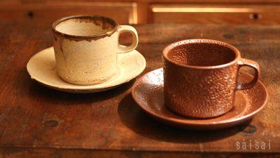 奥村紳介 cup&saucerチョコレート・カステラ