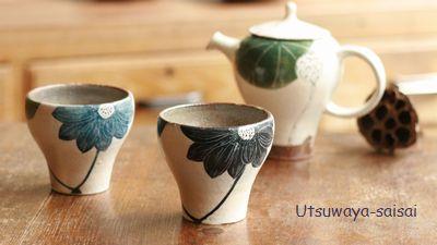 大谷桃子 ハスの花フリーカップ