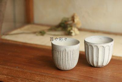シモヤユミコ 湯呑み