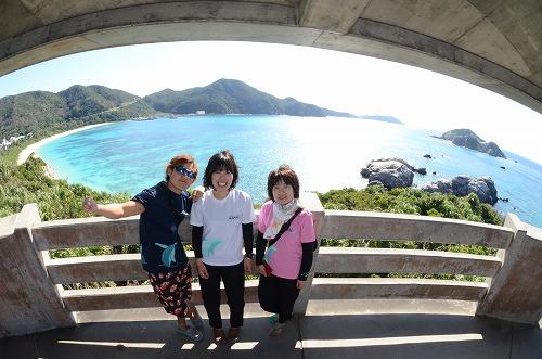 渡嘉敷島 ダイビング