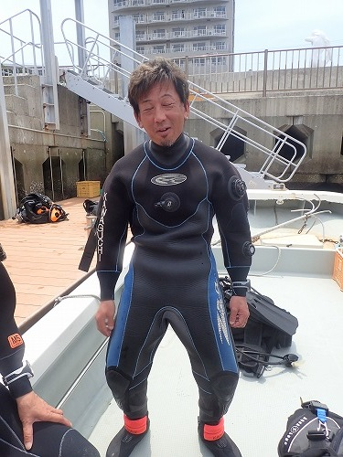 白浜 ダイビング