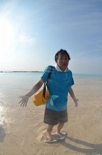 与論 百合が浜