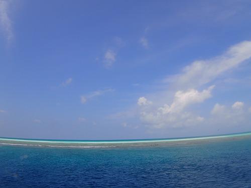 モルディブ ダイビングクルーズ