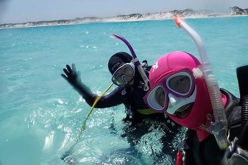 エスパランス ダイビング