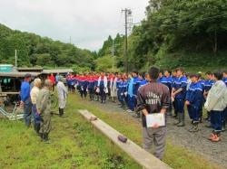 福井南高校ボランティア活動