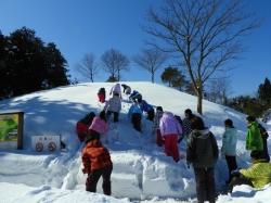 咸新小6年生冬の観察会