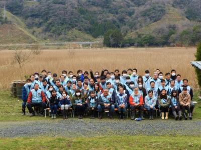 敦賀信用金庫さんボランティア活動