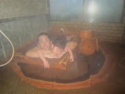 奈良から子連れで温泉巡り