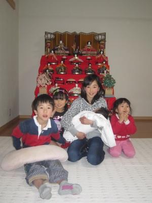 奈良のお雛様