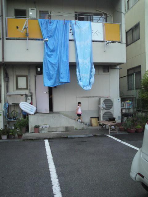奈良市 プール開き