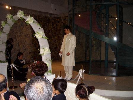 結婚式02