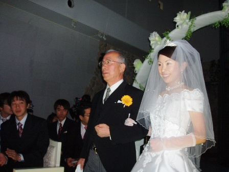 結婚式07