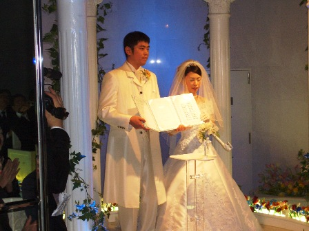結婚式13