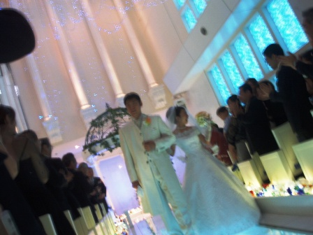 結婚式20
