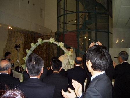 結婚式21