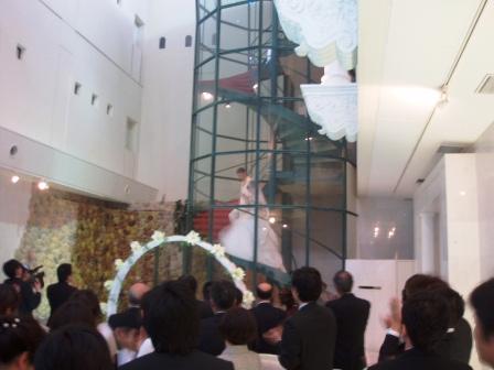 結婚式23