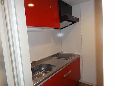 赤キッチン