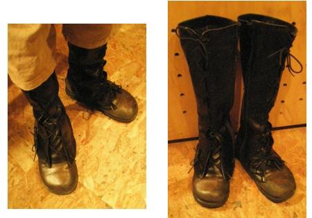 ブーツもどき3