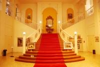 APP ヒストリー館階段
