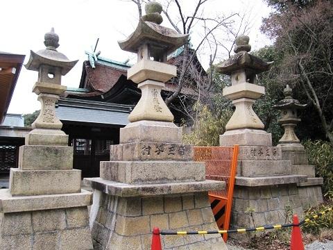 聖神社(信太明神) | 妄想オム...