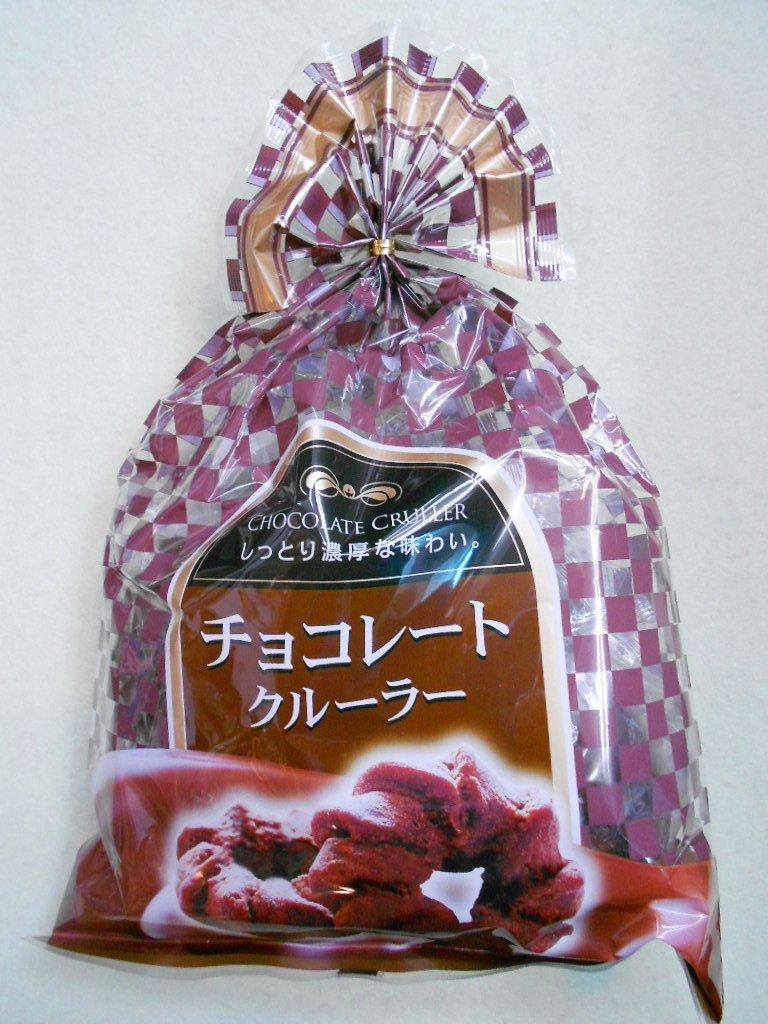 宮田製菓 チョコレートクルーラーCHOCOLATE CRULLER